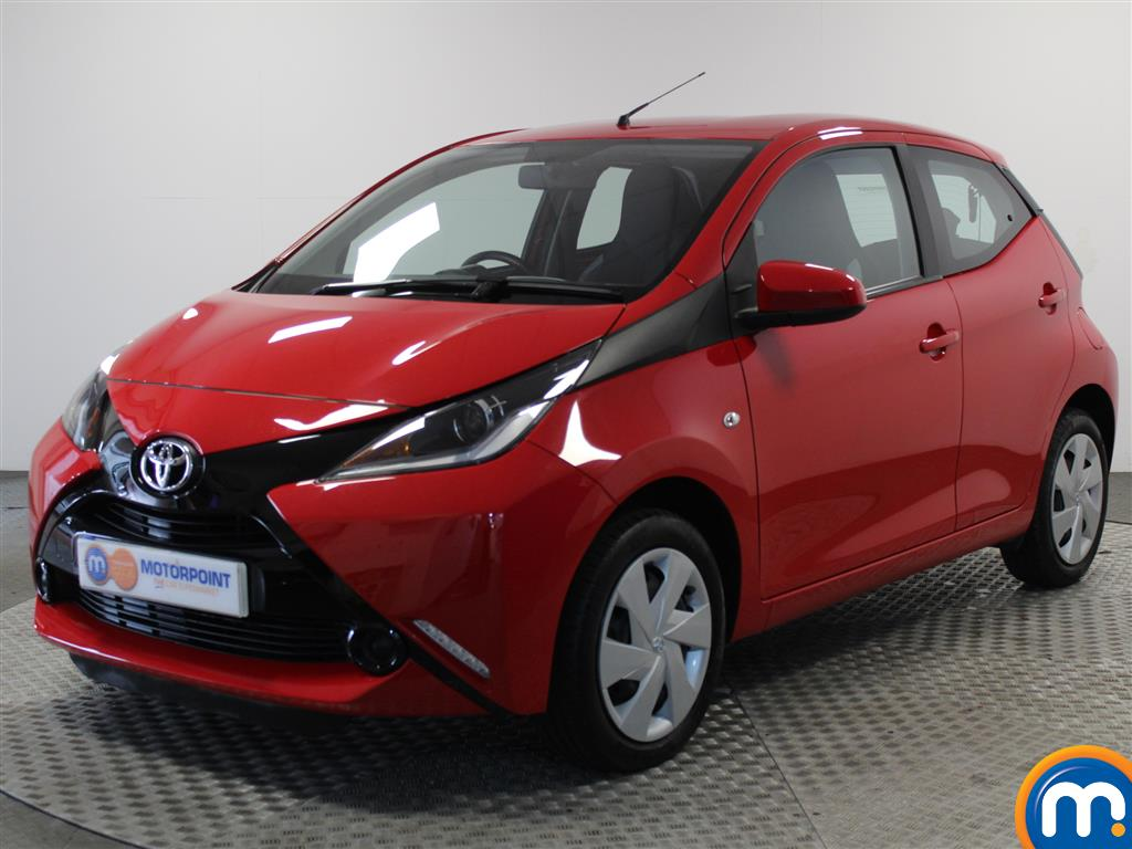 Toyota Aygo X-Play - Stock Number (1018828) - Passenger side front corner