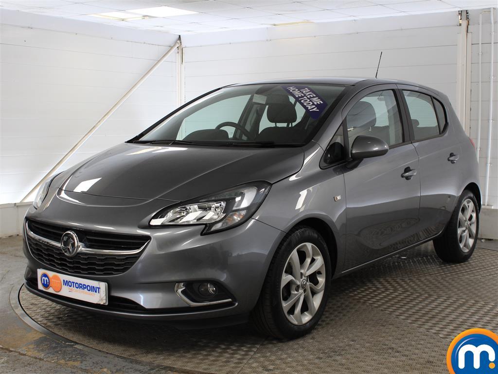 Vauxhall Corsa SRi - Stock Number (1024459) - Passenger side front corner