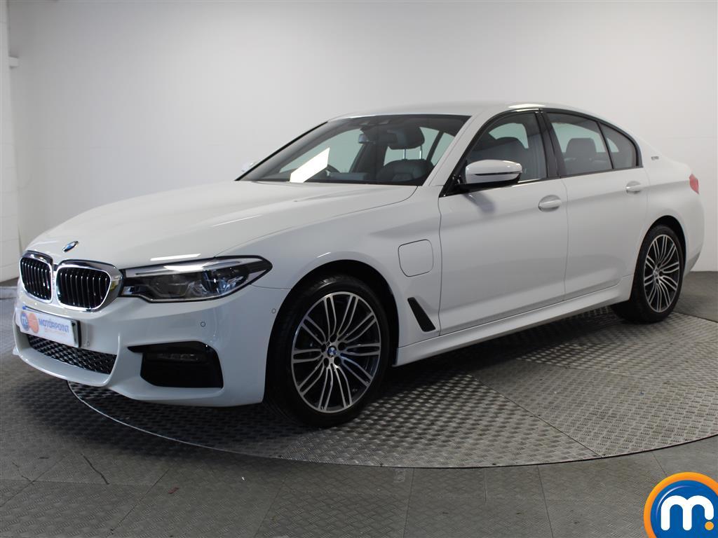 BMW 5 Series M Sport - Stock Number (1016386) - Passenger side front corner