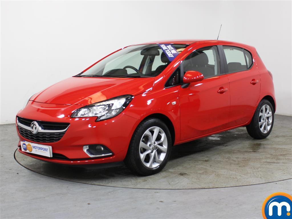 Vauxhall Corsa SRi - Stock Number (1017375) - Passenger side front corner
