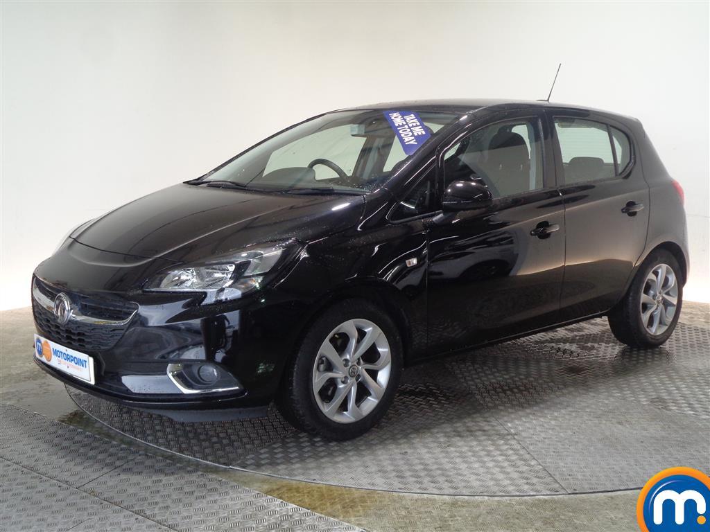 Vauxhall Corsa SRi - Stock Number (1016574) - Passenger side front corner
