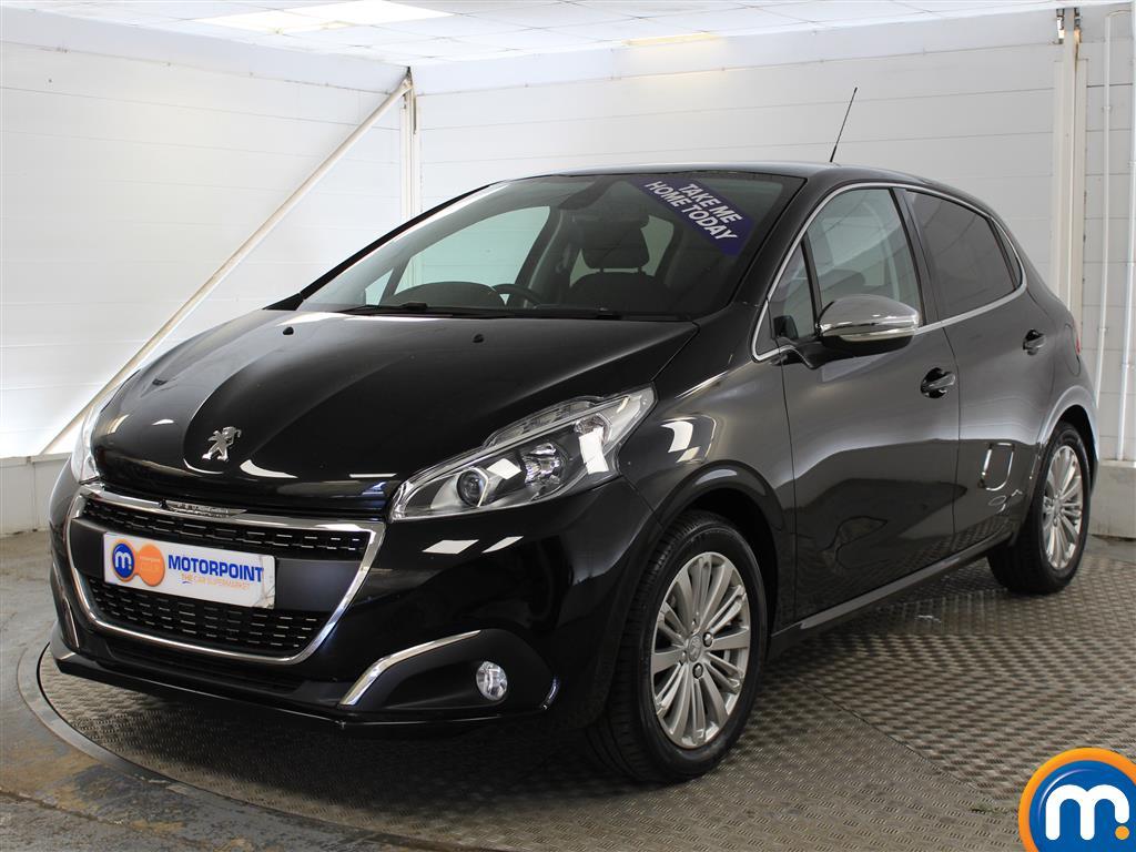 Peugeot 208 Allure - Stock Number (1017488) - Passenger side front corner