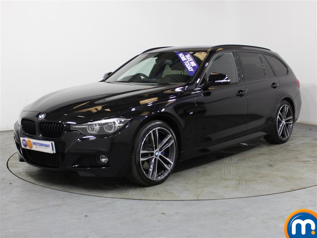 BMW 3 Series M Sport Shadow Edition - Stock Number (1004478) - Passenger side front corner
