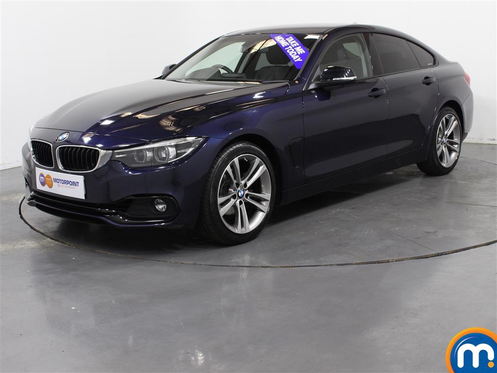 BMW 4 Series Sport - Stock Number (1018241) - Passenger side front corner