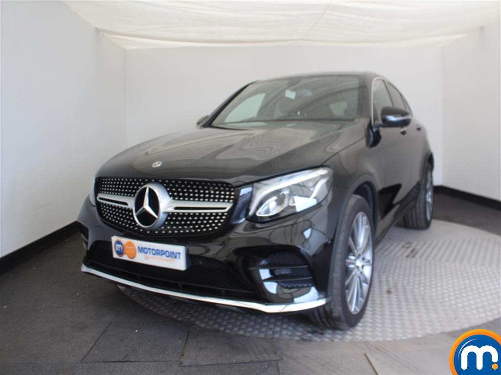Mercedes-Benz Glc Coupe AMG Line - Stock Number (1020371) - Passenger side front corner