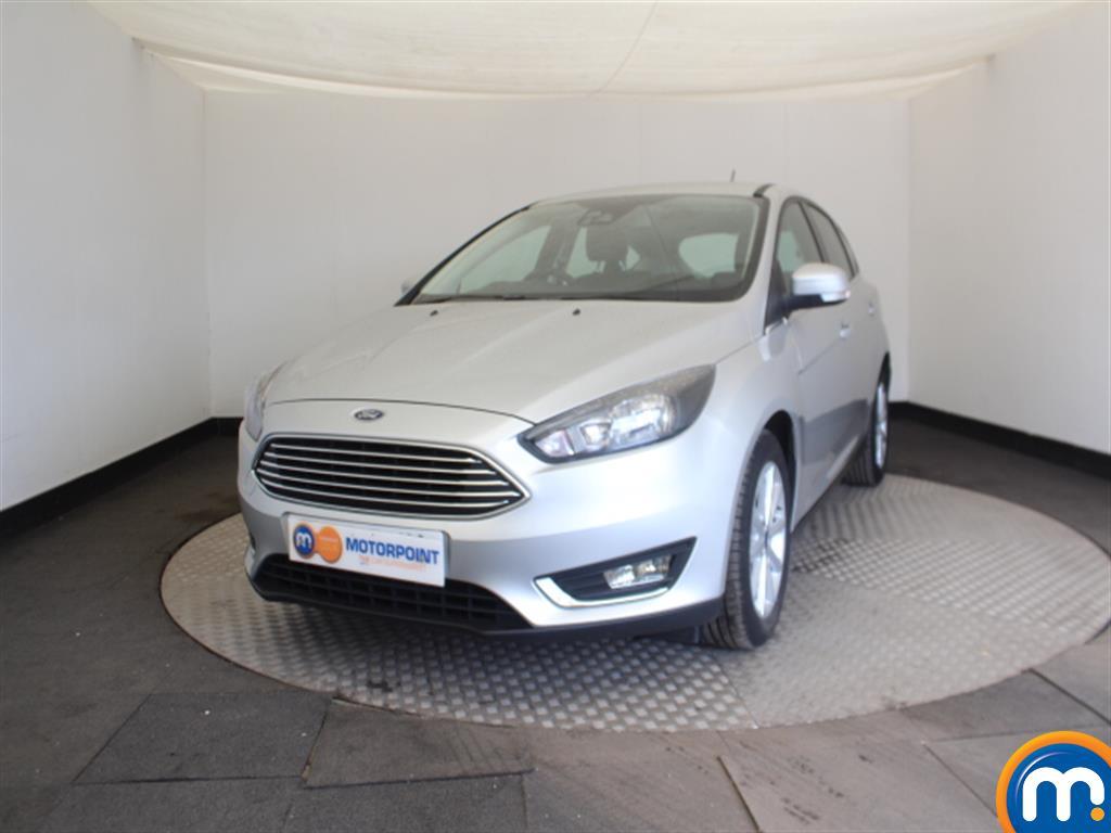 Ford Focus Titanium - Stock Number (1019981) - Passenger side front corner