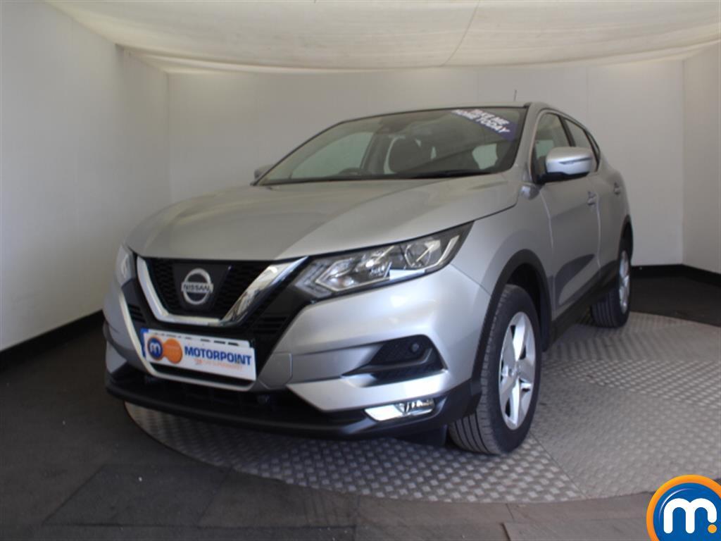 Nissan Qashqai Acenta - Stock Number (1021036) - Passenger side front corner