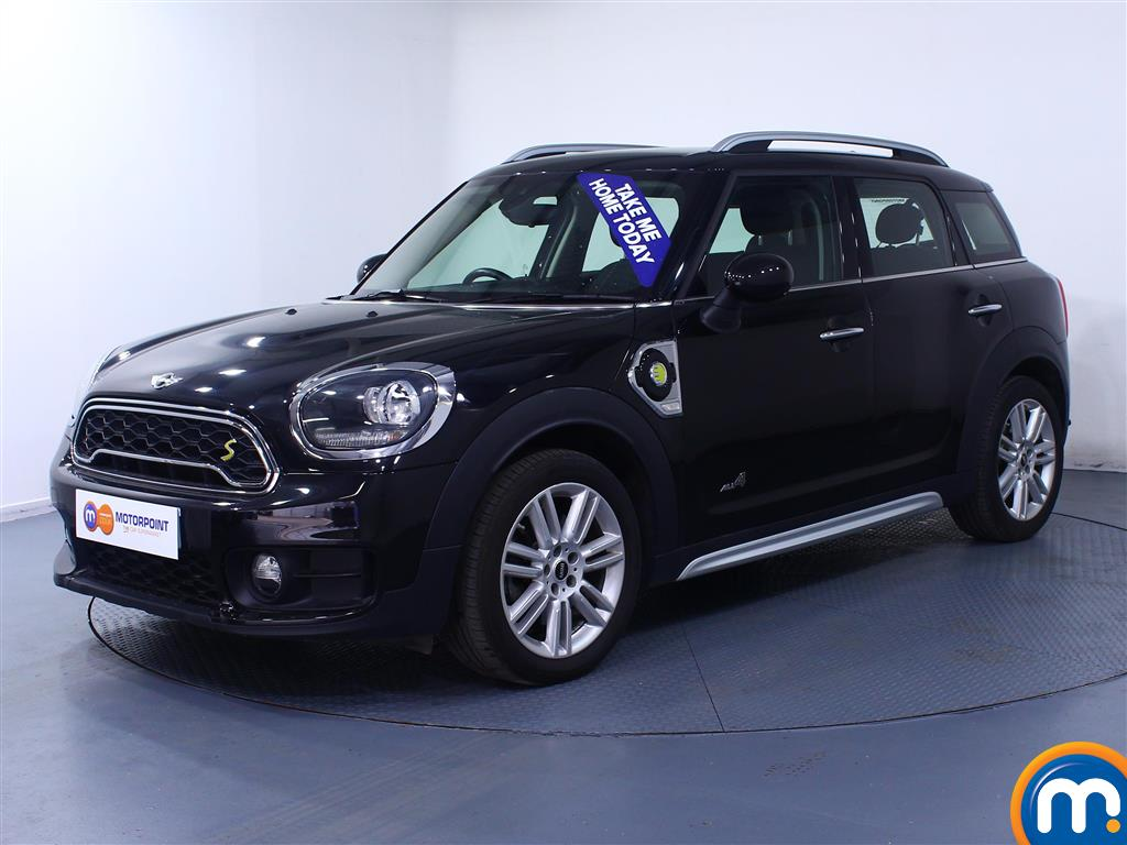 Mini Countryman Cooper S E - Stock Number (1009604) - Passenger side front corner