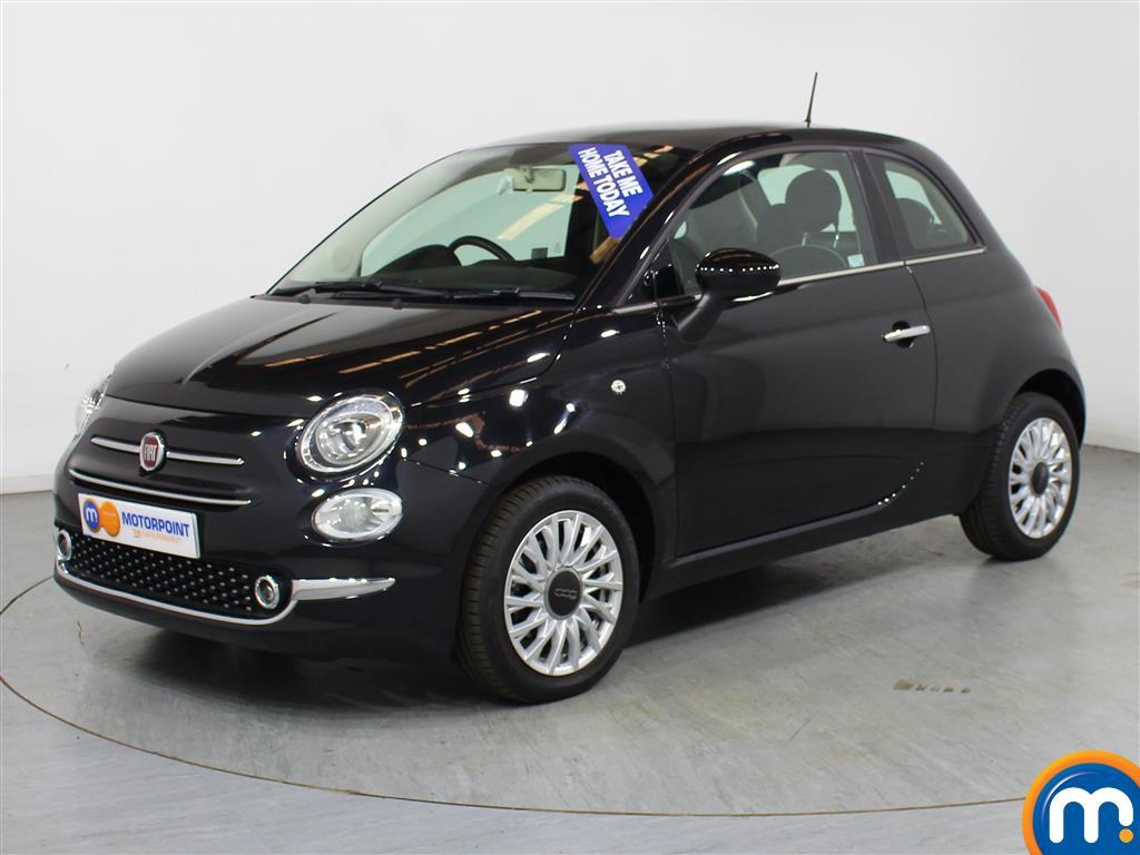 Fiat 500 Lounge - Stock Number (1016453) - Passenger side front corner