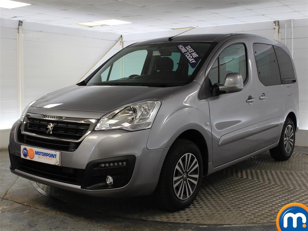 Peugeot Partner Tepee Active - Stock Number (1025138) - Passenger side front corner