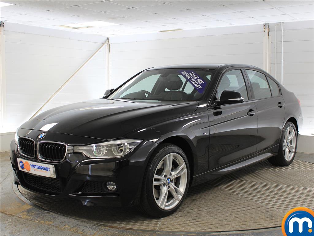 BMW 3 Series M Sport - Stock Number (1018690) - Passenger side front corner