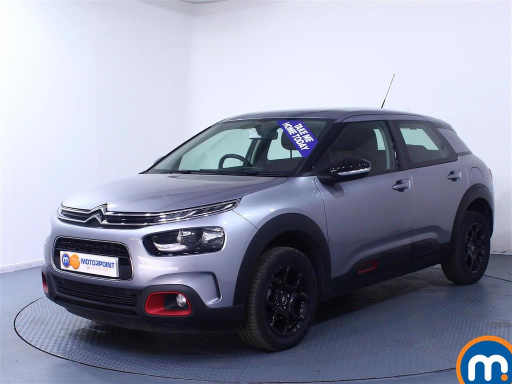 Citroen C4 Cactus Feel Edition - Stock Number (1006521) - Passenger side front corner