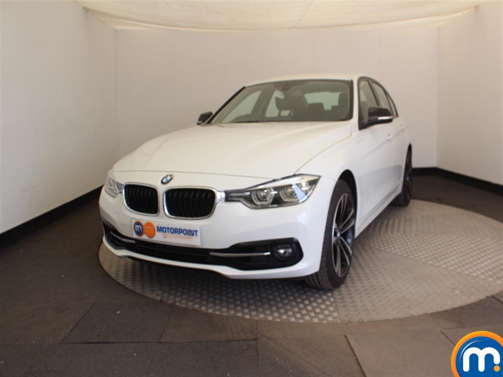 BMW 3 Series Sport - Stock Number (1020303) - Passenger side front corner