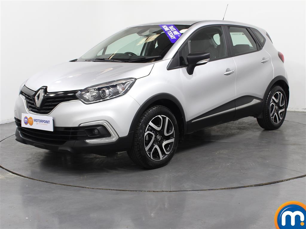 Renault Captur Dynamique Nav - Stock Number (1019002) - Passenger side front corner