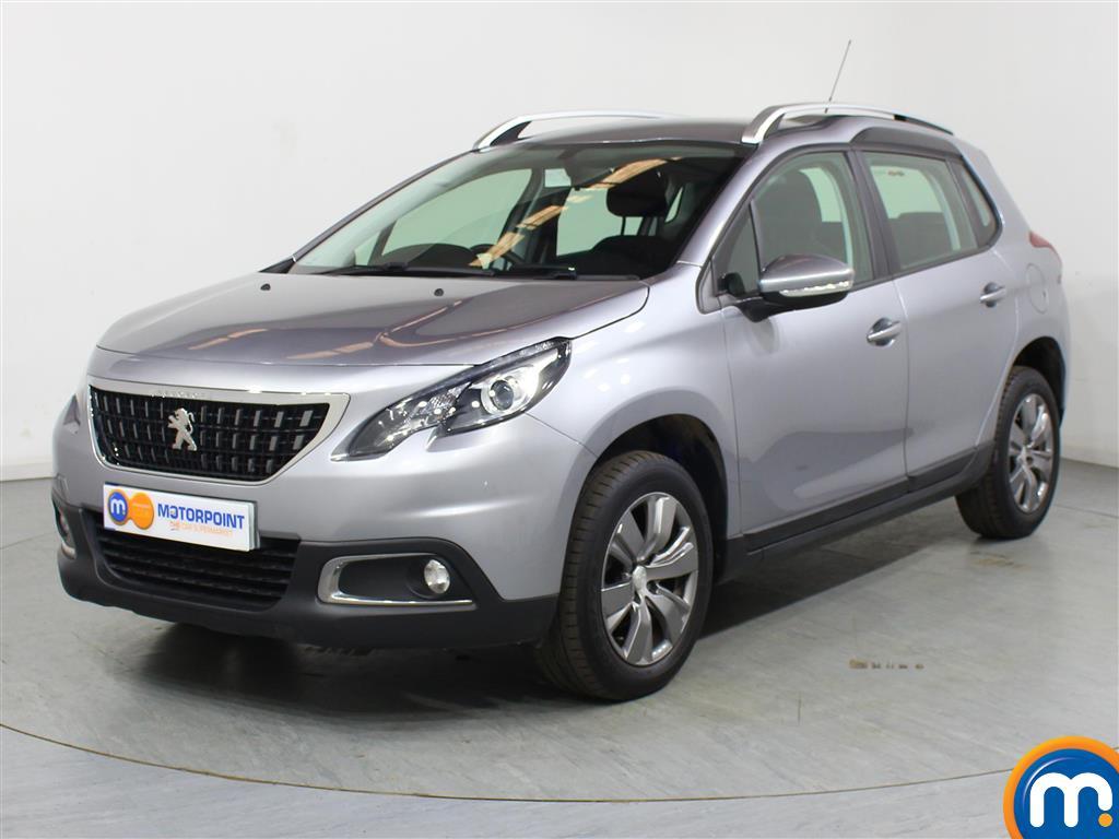 Peugeot 2008 Active - Stock Number (1006785) - Passenger side front corner