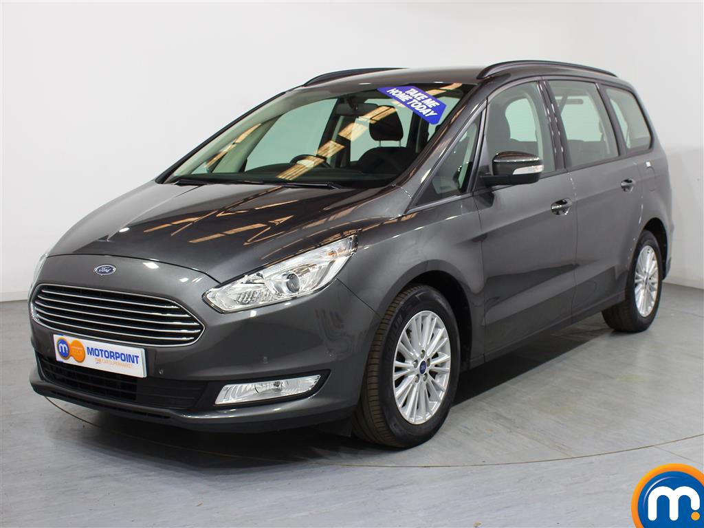 Ford Galaxy Zetec - Stock Number (1009727) - Passenger side front corner