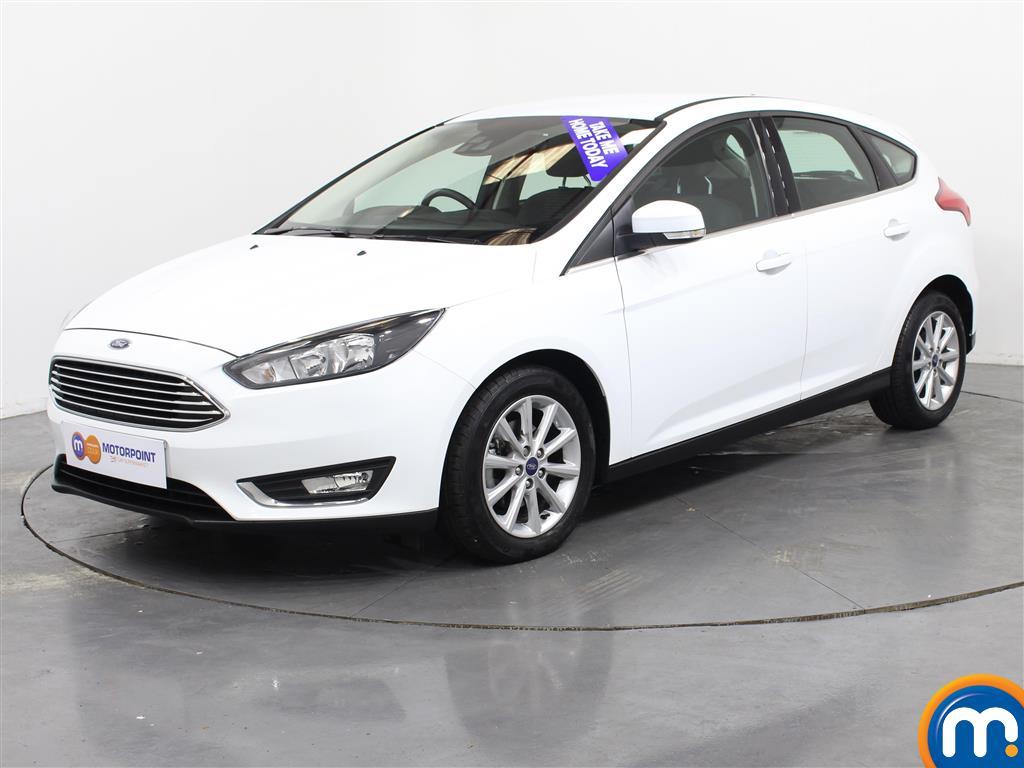 Ford Focus Titanium - Stock Number (1018256) - Passenger side front corner
