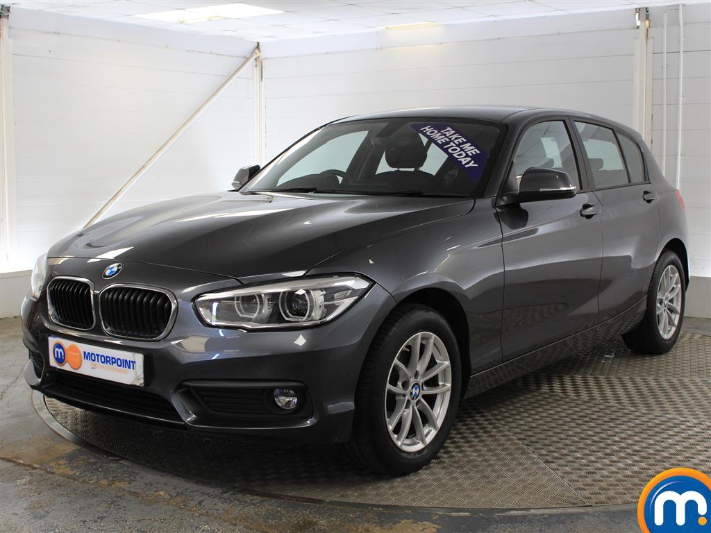 BMW 1 Series Se Business Manual Diesel Hatchback - Stock Number (1018075) - Passenger side front corner