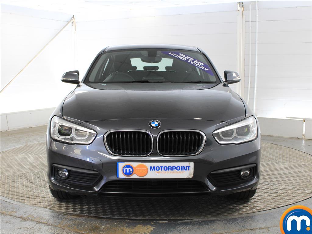 BMW 1 Series Se Business Manual Diesel Hatchback - Stock Number (1018075) - Front bumper