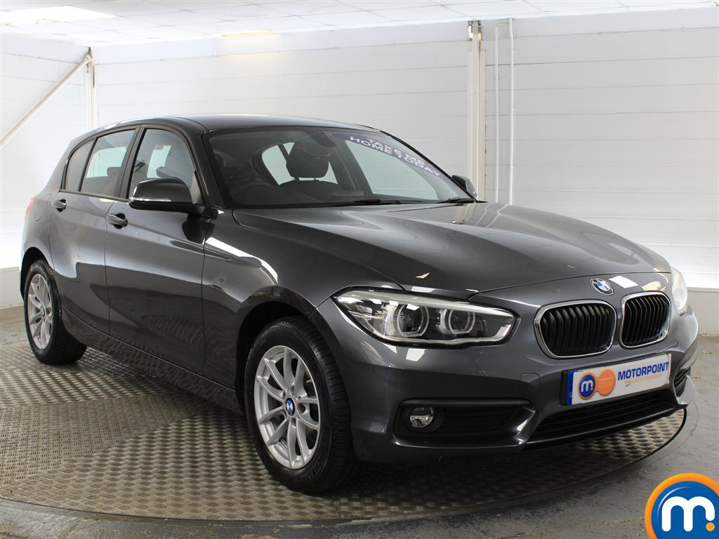 BMW 1 Series Se Business Manual Diesel Hatchback - Stock Number (1018075) - Drivers side front corner