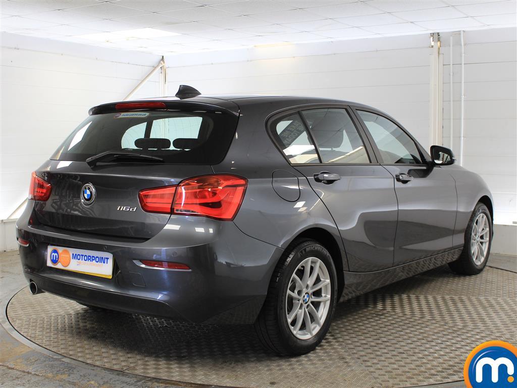 BMW 1 Series Se Business Manual Diesel Hatchback - Stock Number (1018075) - Drivers side rear corner