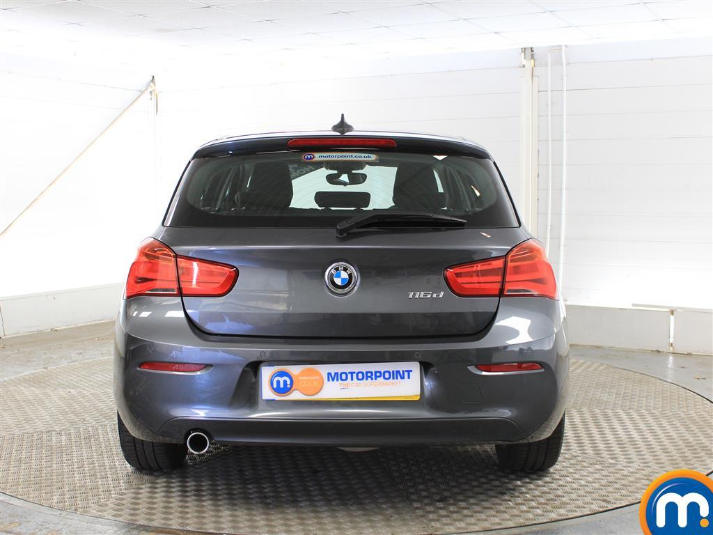 BMW 1 Series Se Business Manual Diesel Hatchback - Stock Number (1018075) - Rear bumper