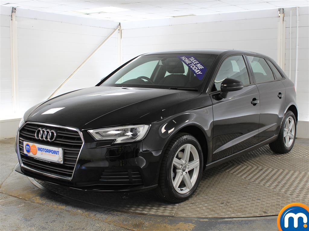 Audi A3 SE - Stock Number (1020202) - Passenger side front corner