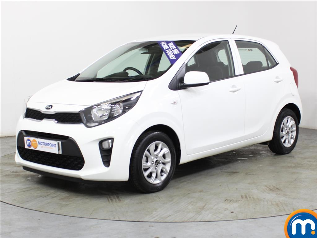 KIA Picanto 2 - Stock Number (1020186) - Passenger side front corner