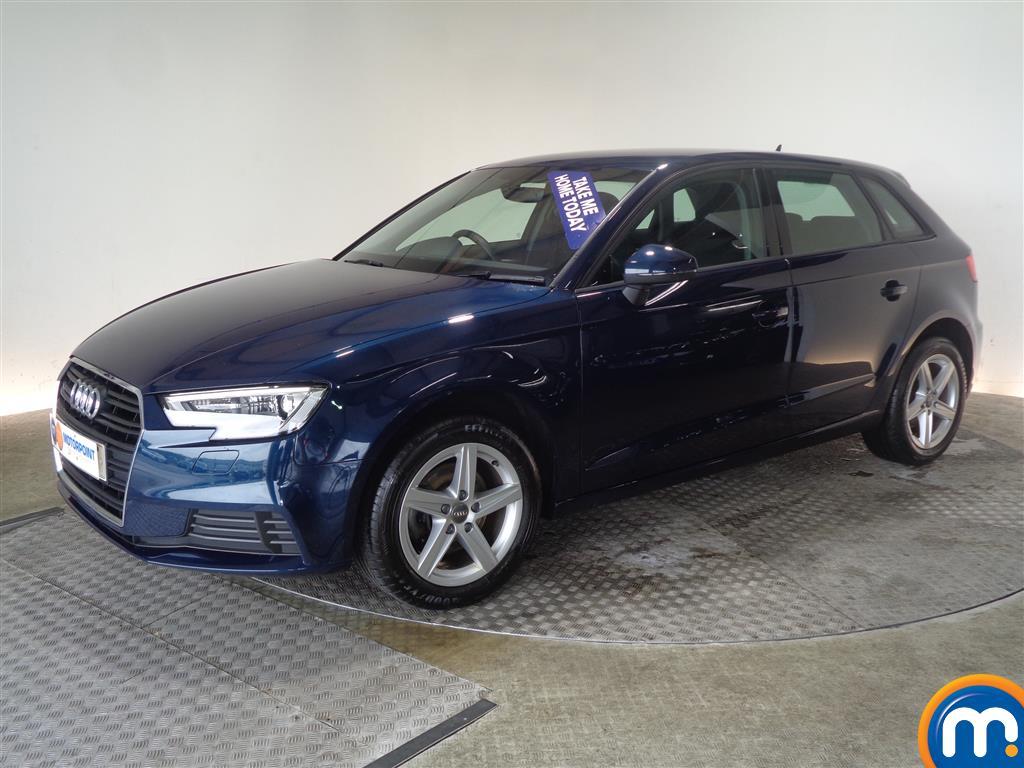 Audi A3 SE - Stock Number (1023796) - Passenger side front corner