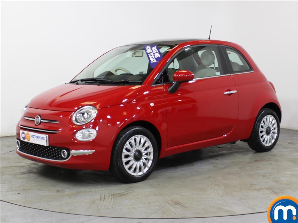 Fiat 500 Lounge - Stock Number (1012760) - Passenger side front corner