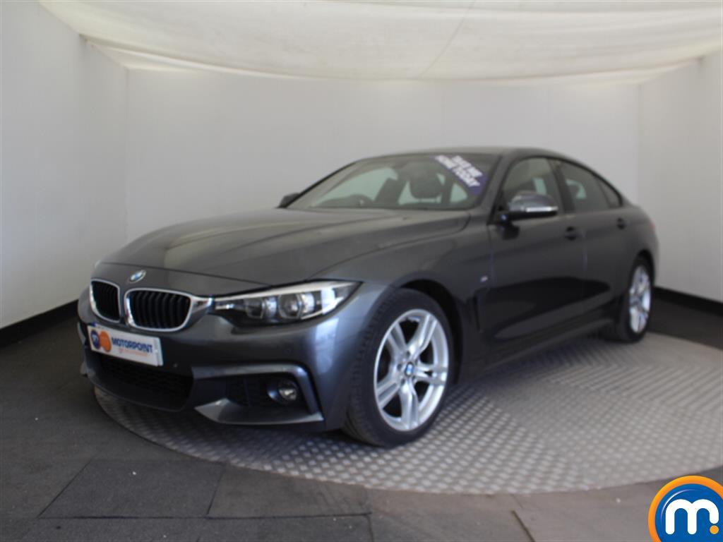BMW 4 Series M Sport - Stock Number (1023437) - Passenger side front corner