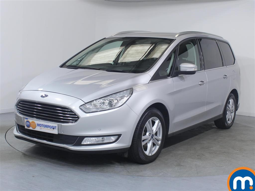 Ford Galaxy Titanium - Stock Number (1005332) - Passenger side front corner
