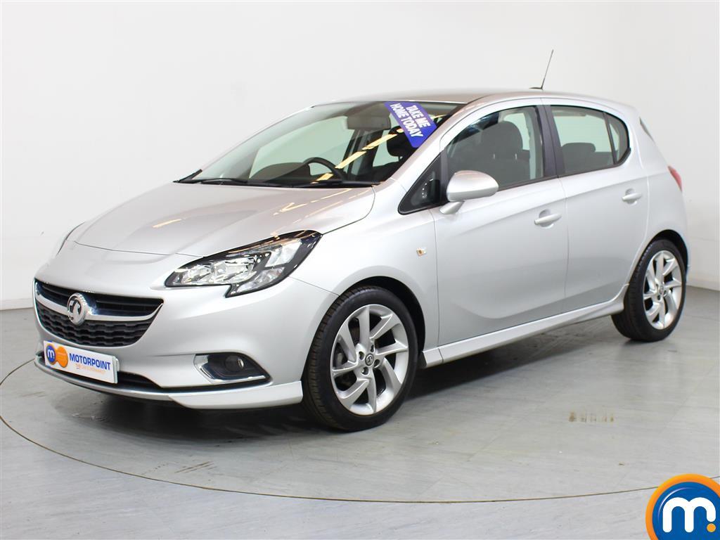 Vauxhall Corsa SRi Vx-line - Stock Number 1020551 Passenger side front corner