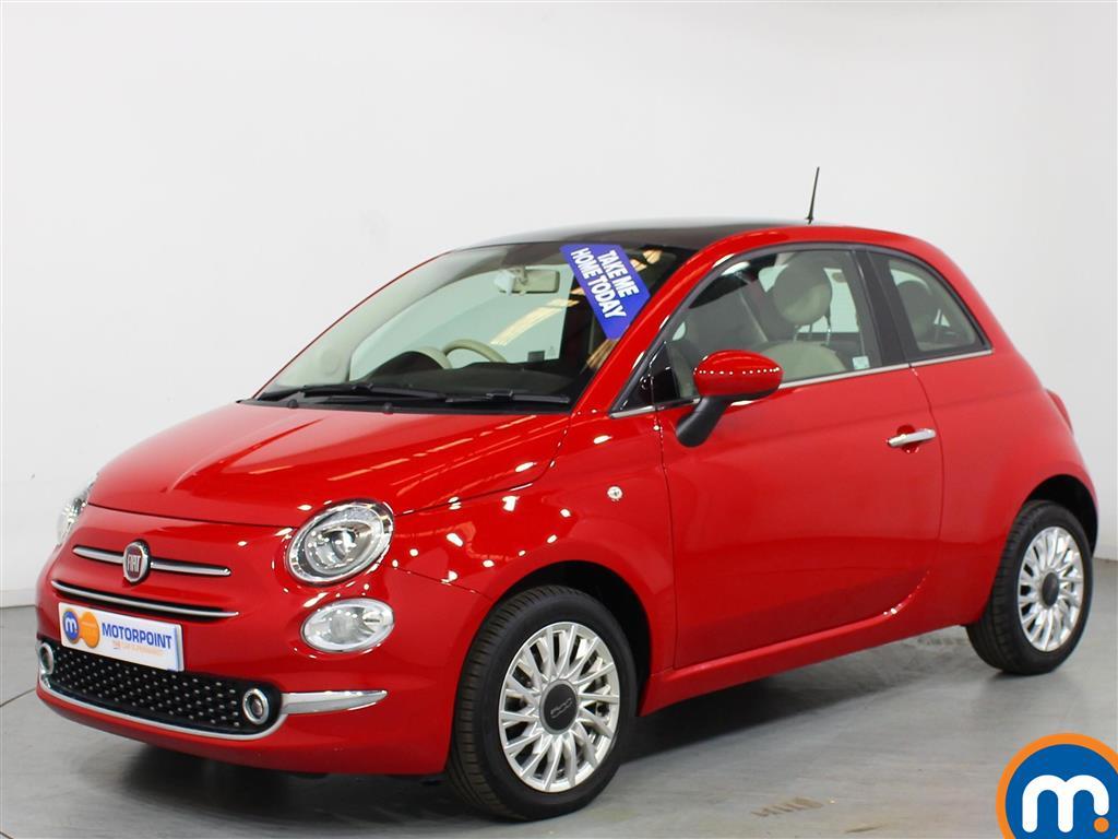 Fiat 500 Lounge - Stock Number (1020246) - Passenger side front corner