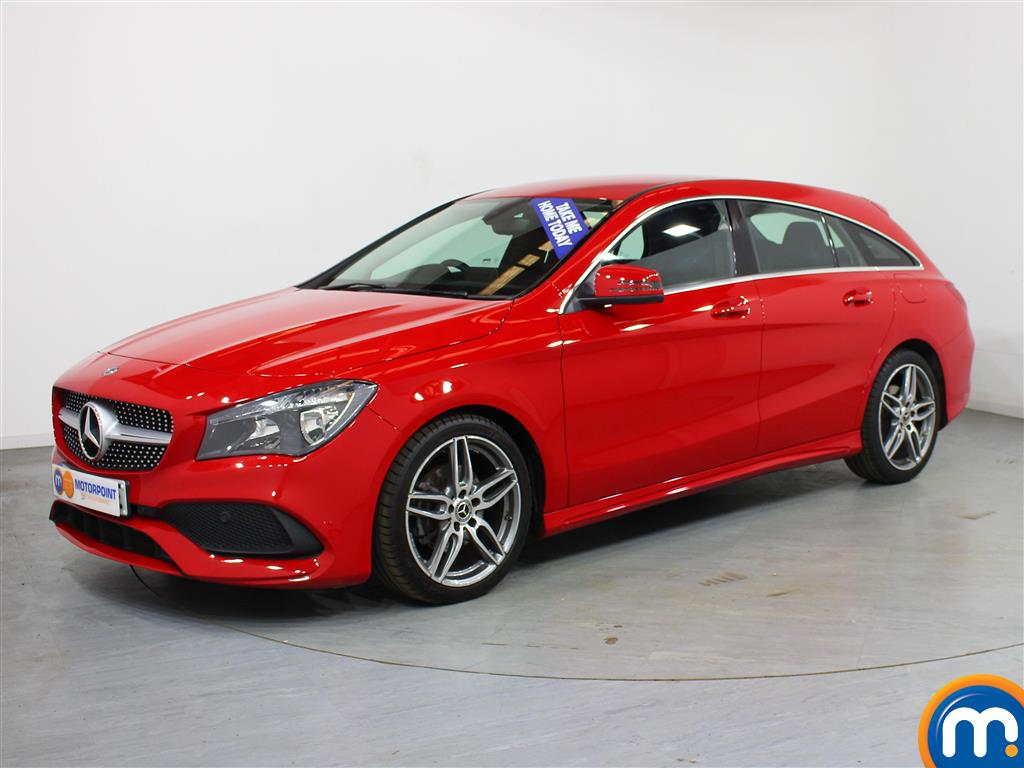 Mercedes-Benz Cla Class AMG Line Edtion - Stock Number (1014137) - Passenger side front corner