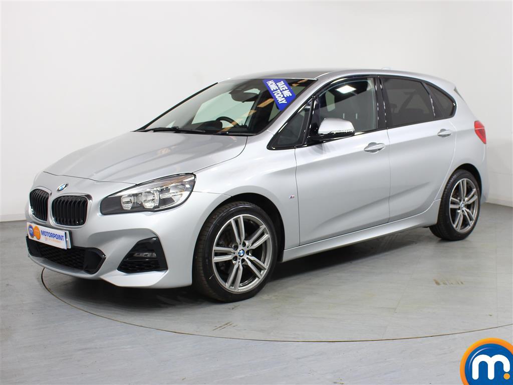 BMW 2 Series M Sport - Stock Number (1010570) - Passenger side front corner