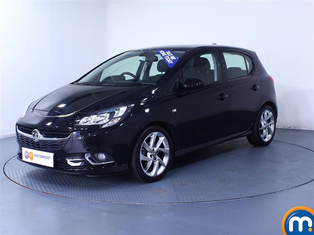 Vauxhall Corsa SRi Vx-line - Stock Number 1024456 Passenger side front corner