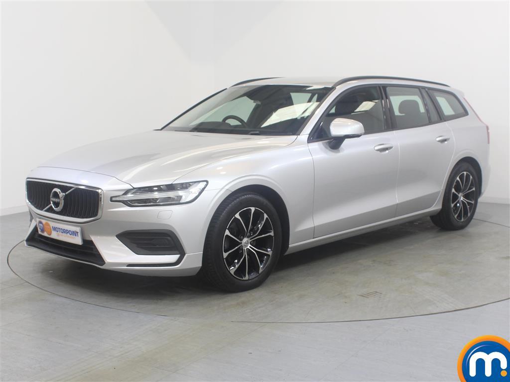 Volvo V60 Momentum - Stock Number (1017618) - Passenger side front corner