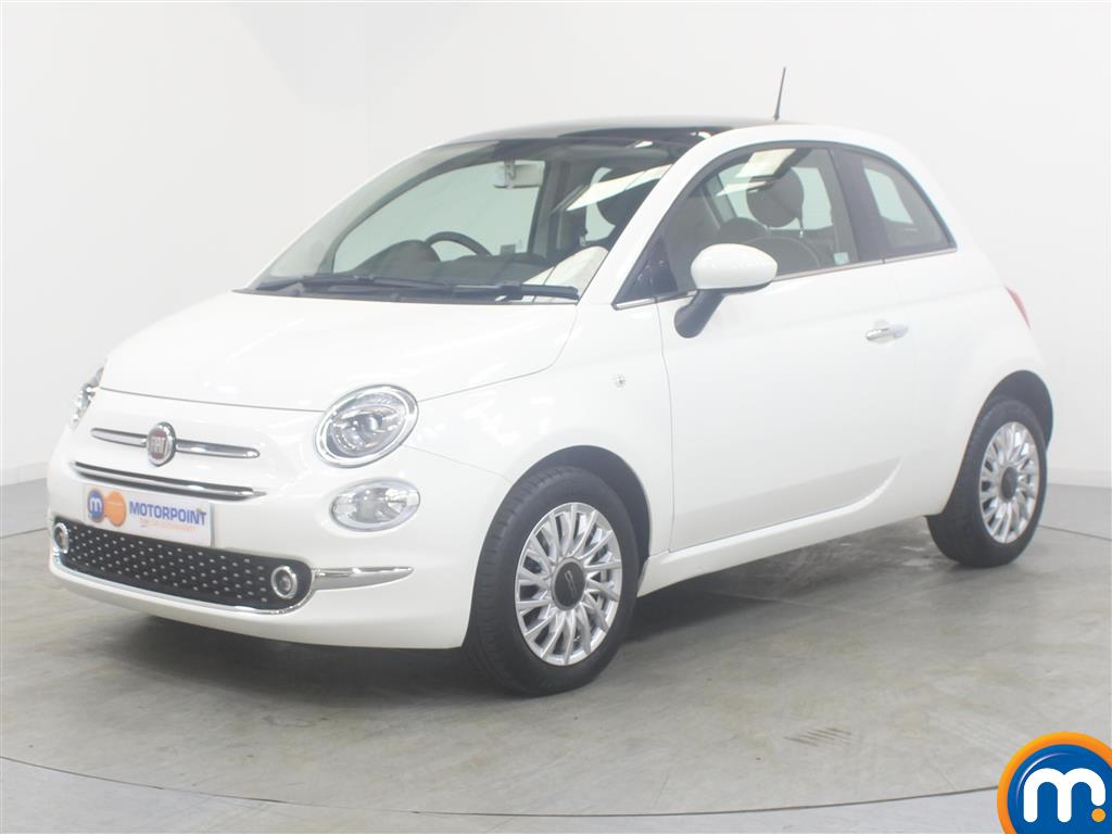 Fiat 500 Lounge - Stock Number (1022590) - Passenger side front corner
