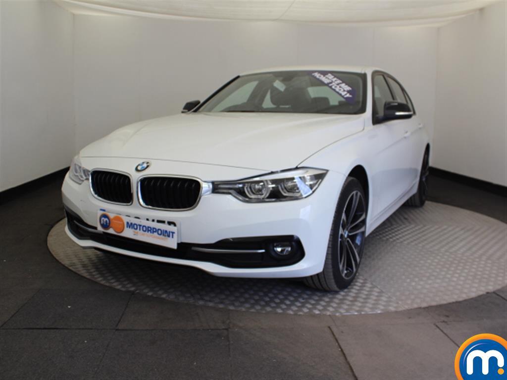 BMW 3 Series Sport - Stock Number (1020302) - Passenger side front corner