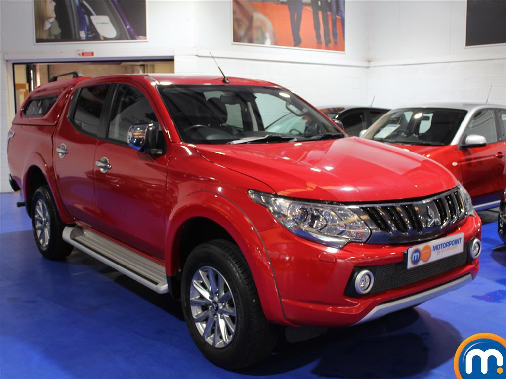 Used Or Nearly New Mitsubishi L200 Mitsubishi Double Cab