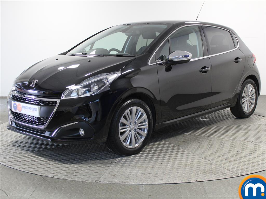 Peugeot 208 Allure - Stock Number (1020105) - Passenger side front corner