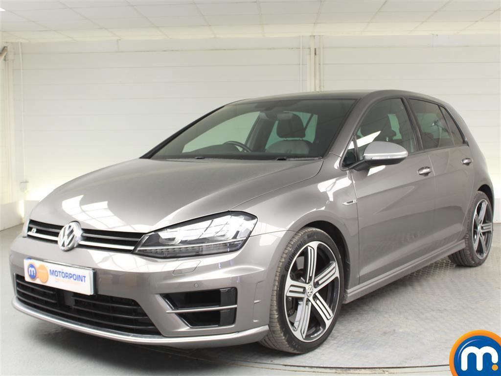 Volkswagen Golf R - Stock Number (992506) - Passenger side front corner