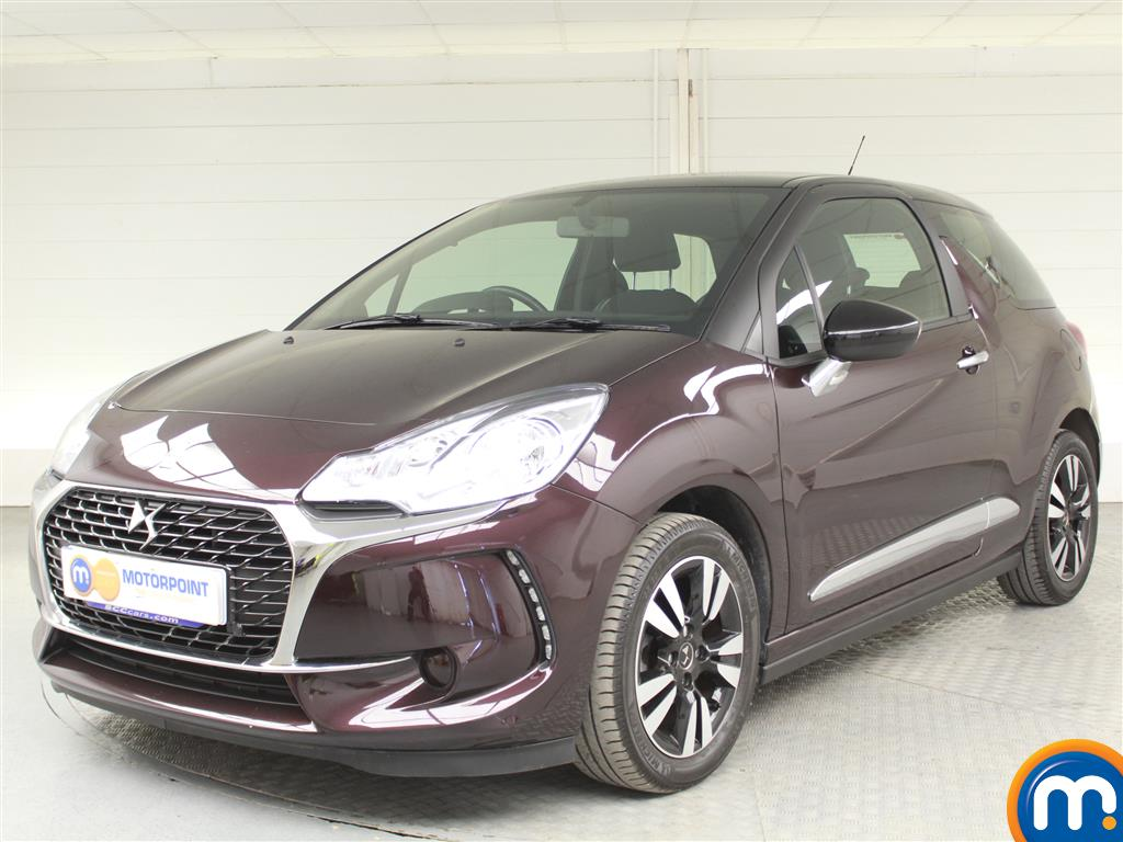 DS Ds 3 Chic - Stock Number (1020143) - Passenger side front corner