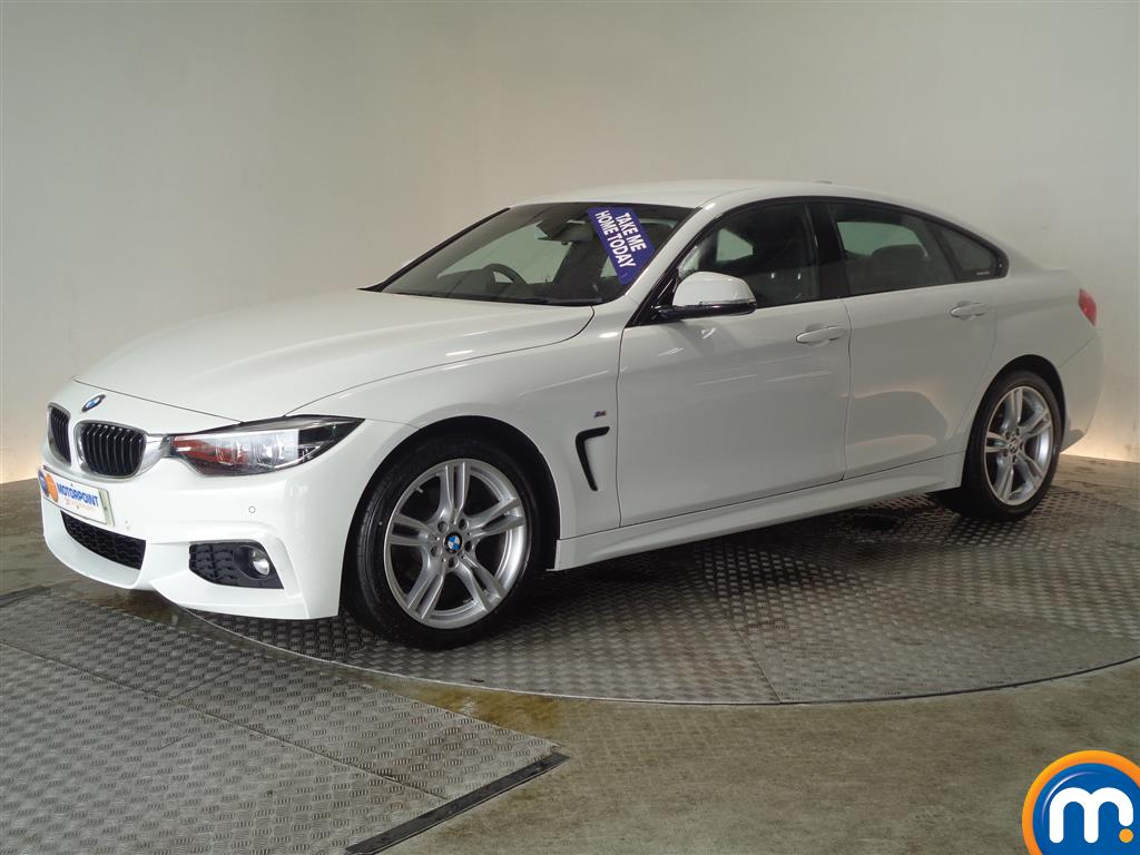 BMW 4 Series M Sport - Stock Number (1023439) - Passenger side front corner