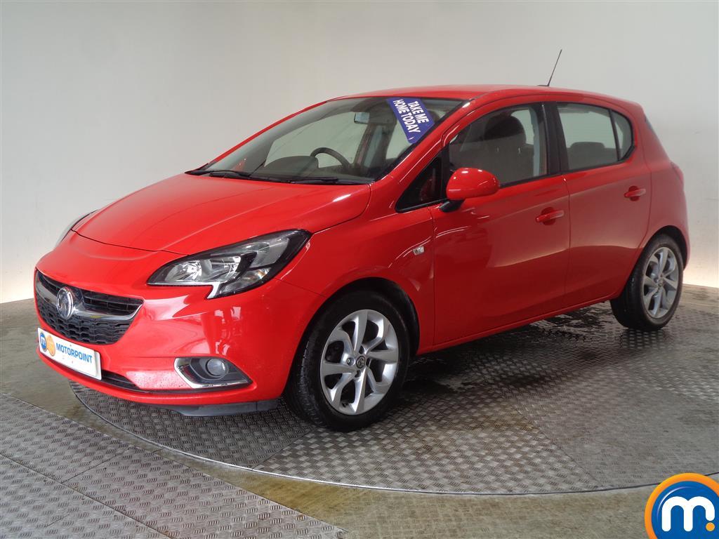 Vauxhall Corsa SRi - Stock Number (1016447) - Passenger side front corner