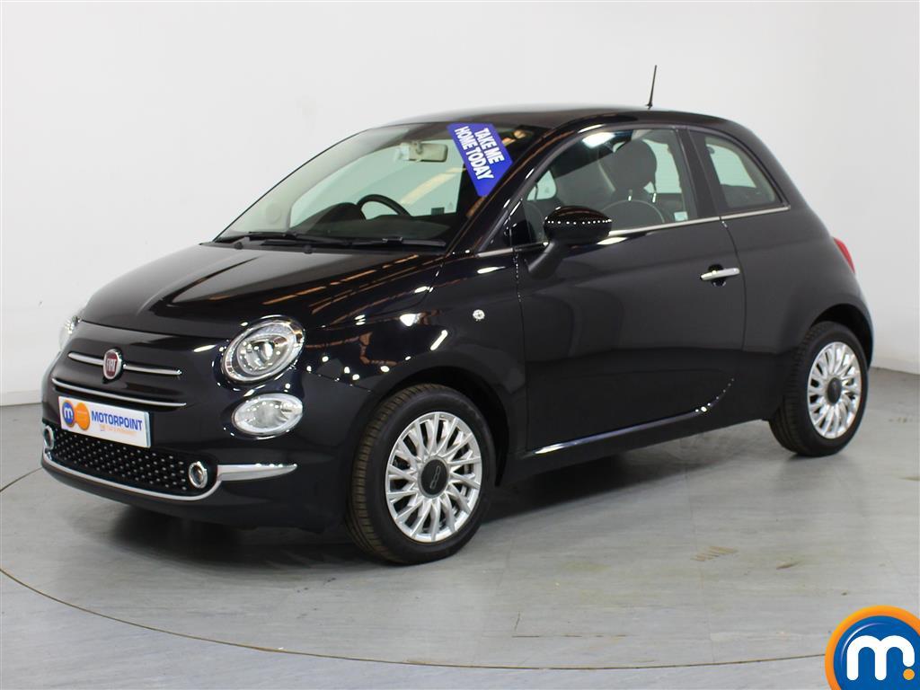Fiat 500 Lounge - Stock Number (1016451) - Passenger side front corner