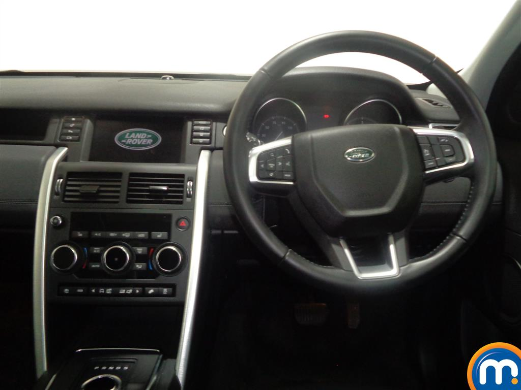 Land Rover Discovery Sport Hse Black Automatic Diesel 4X4 - Stock Number (1022235) - 4th supplementary image
