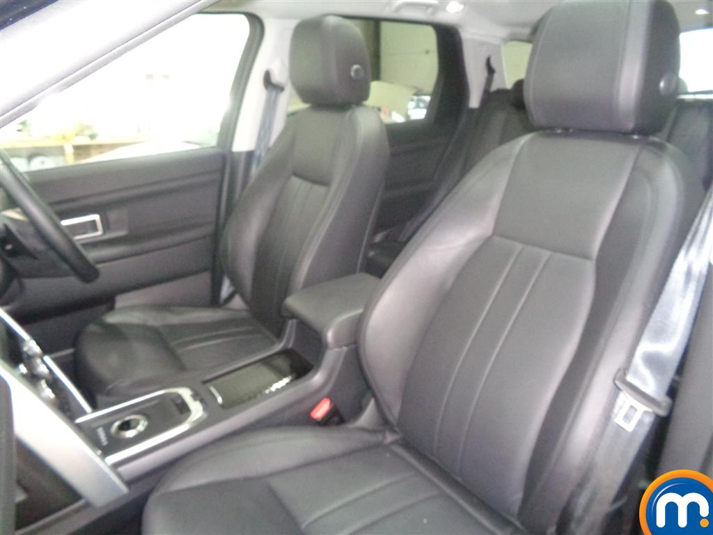 Land Rover Discovery Sport Hse Black Automatic Diesel 4X4 - Stock Number (1022235) - 5th supplementary image