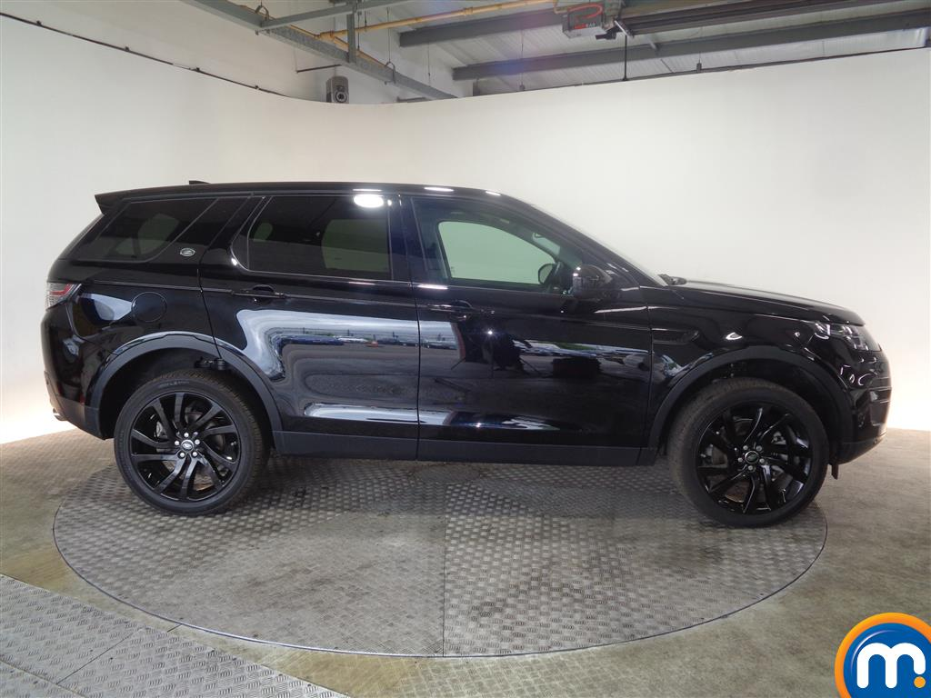 Land Rover Discovery Sport Hse Black Automatic Diesel 4X4 - Stock Number (1022235) - Drivers side